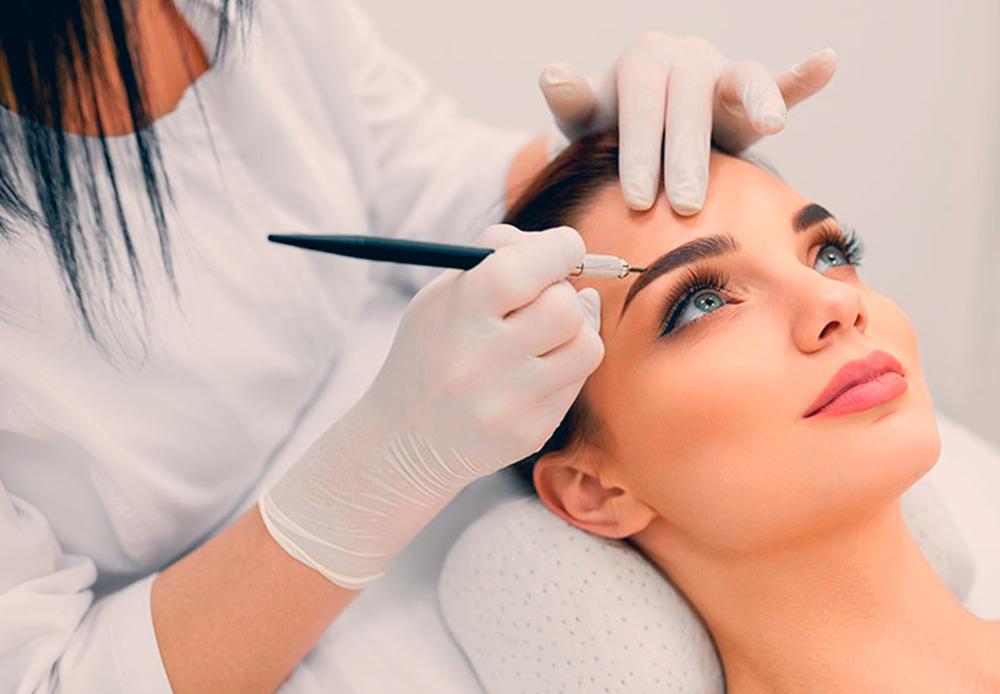 Microblading de sobrancelhas